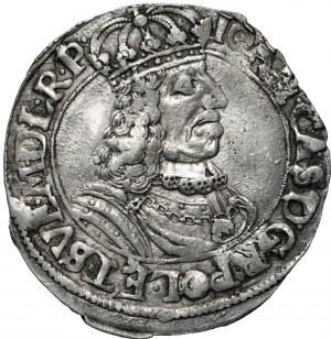 Jan II Kazimierz (1649-1668) - Ort 1662 - Toruń