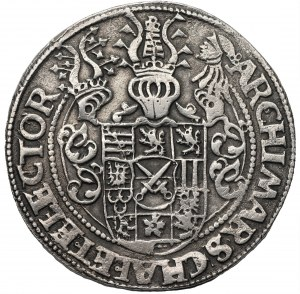 NIEMCY - Saksonia - Maurycy (1547-1553) - talar 1547
