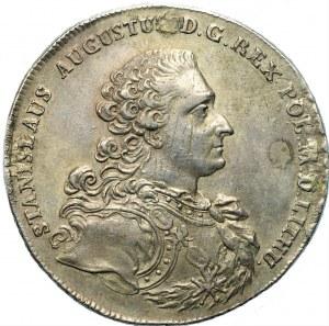 Stanisław August Poniatowski (1764-1795) - Talar 1766 F.S. - Zbrojarz