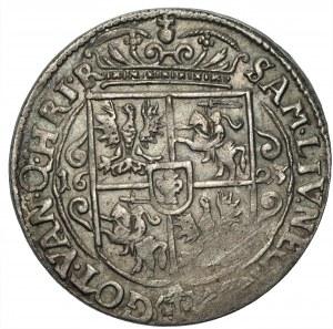 Zygmunt III Waza (1587-1632) - Ort 1623 - Bydgoszcz - ładny egzemplarz.
