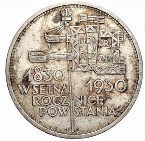 II RP - 5 złotych 1930 Sztandar