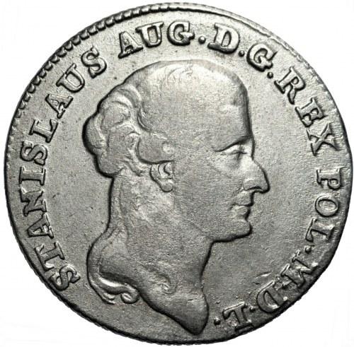 Stanisław August Poniatowski (1764-1795) - Dwuzłotówka 1794 MV