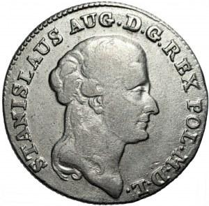 Stanisław II August Poniatowski (1764-1795) - Dwuzłotówka 1794 MV