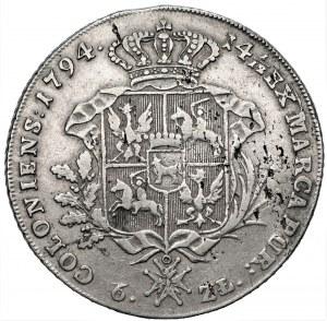 Stanisław II August Poniatowski (1764-1795) - Talar 1794