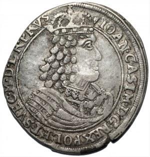 Jan II Kazimierz (1649-1668) - Ort 1653 - Toruń HIL - rzadki