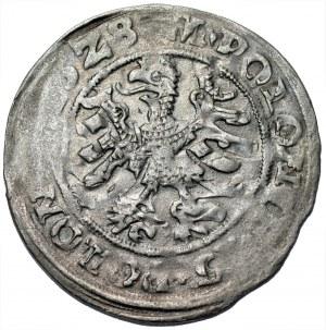 Zygmunt I Stary (1506-1548) - Grosz 1528 Kraków