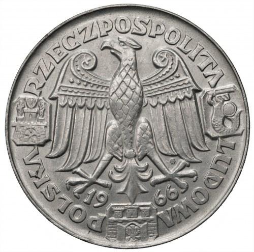 PRÓBA - 100 złotych 1966 - Mieszko i Dąbrówka