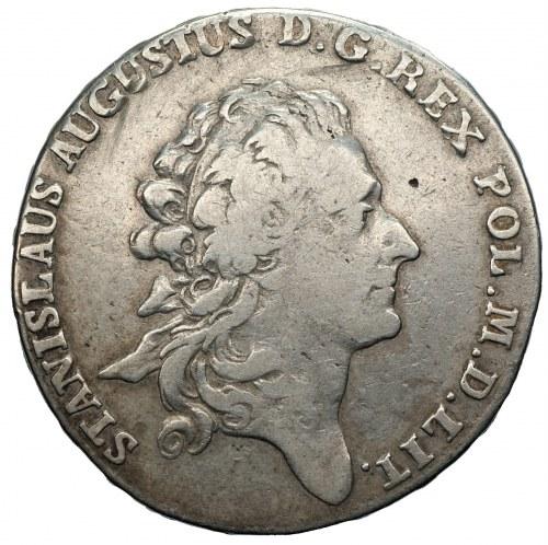 Stanisław August Poniatowski (1764-1795) - Półtalar 1772 AP