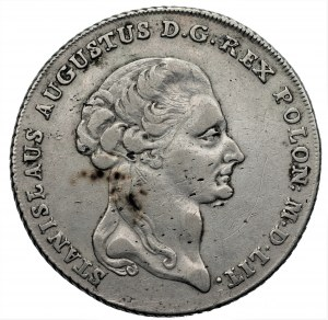 Stanisław II August Poniatowski (1764-1795) - Talar 6 złotowy 1794