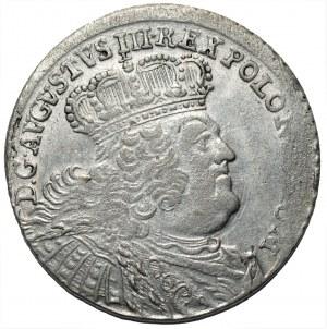 August III Sas (1733-17630 - Ort 1755 EC Lipsk
