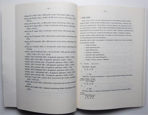 Edmund Kopicki - Katalog Podstawowych typów monet i banknotów tom IX, cz. 5, Kryteria i Elementy Klasyfikacji