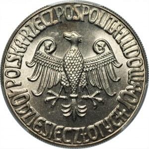PRÓBA - 10 złotych 1964 Kazimierz Wielki
