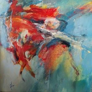 Abstrakcja - Klaudiusz Abramski