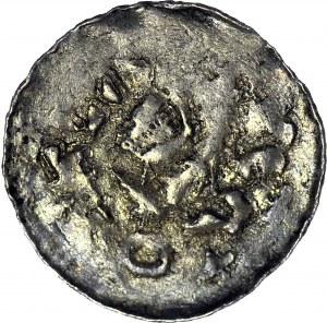 Władysław I Herman 1081-1102, Denar, typ zbarbaryzowany