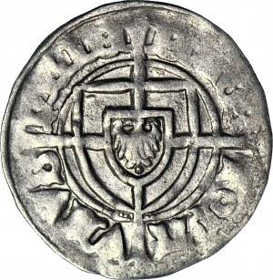 Zakon Krzyżacki, Paweł von Russdorf 1422-1441, Szeląg, pierścień po MAGST