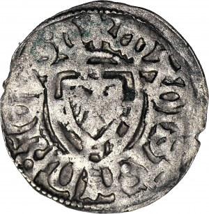 Zakon Krzyżacki, Henryk Reffle von Richtenberg 1470-1477, Szeląg, h na rewersie