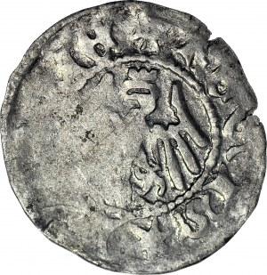 RR-, Władysław II Jagiełło, Półgrosz 1407, typ X.2.4 BR