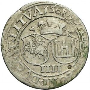 Zygmunt II August, Czworak 1568, Wilno
