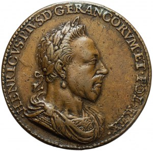 Henryk Walezy, Pośmiertny medal z 1627 roku