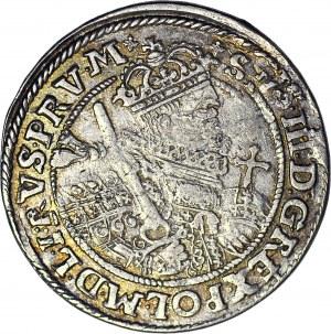 Zygmunt III Waza, Ort 1622, władca w KORONIE NA OCZACH