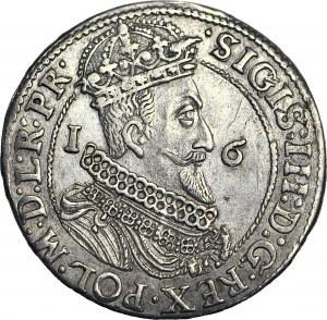 Zygmunt III Waza, Ort 1623 Gdańsk, PR, piękny