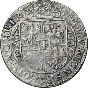 Zygmunt III Waza, Ort 1621, Bydgoszcz PRV:M+, PRZEBITKA PRS na PRV