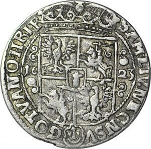 Zygmunt III Waza, Ort 1623, Bydgoszcz PRVS:M+