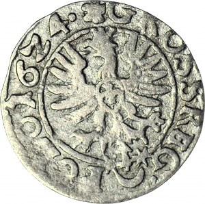 R-, Zygmunt III Waza, Grosz 1624, Bydgoszcz