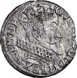 R-, Gustaw II Adolf, Trojak 1632, Elbląg, ELBINGE