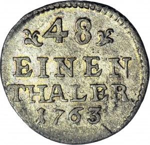 August III Sas, 1/48 talara 1763 oF, LISTKI