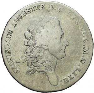 R-, Stanisław A. Poniatowski, Talar 1772, rzadki rocznik