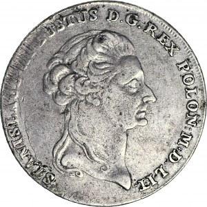 Stanisław A. Poniatowski, Talar 1795, ładny