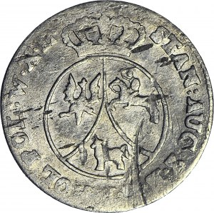 RR-, Stanisław A. Poniatowski, 10 groszy miedziane 1791/0 EB, przebitka daty