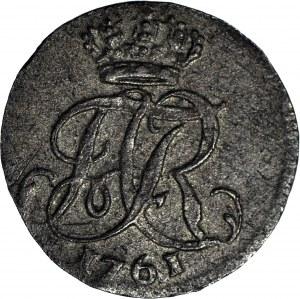 R-, Pomorze, Adolf Fryderyk, 1/24 talara 1761 IHL, Strzałów