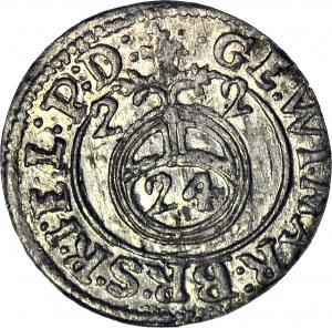 Lenne Prusy Książęce, Jerzy Wilhelm, Półtorak 1622, Królewiec