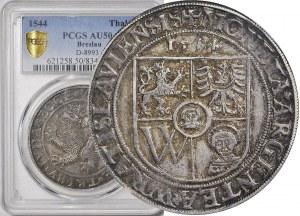 R-, Śląsk, Ferdynand I, Talar miejski 1544, Wrocław