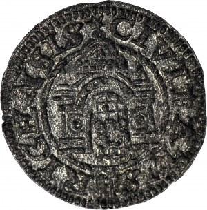 R-, Wolne Miasto Ryga, Szeląg ryski 1575
