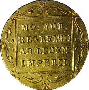 Powstanie Listopadowe, Dukat 1831, kropka po pochodni, b.rzadki