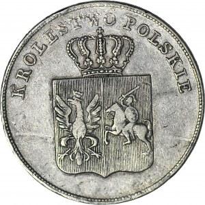 Powstanie Listopadowe, 5 złotych 1831, Warszawa