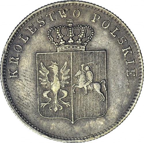 Powstanie Listopadowe, 2 złote 1831, Warszawa