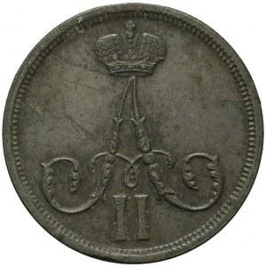 Zabór Rosyjski, Aleksander II, Kopiejka 1861, Warszawa
