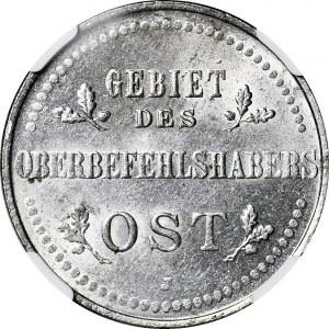 3 kopiejki 1916 OST J, Hamburg, mennicze