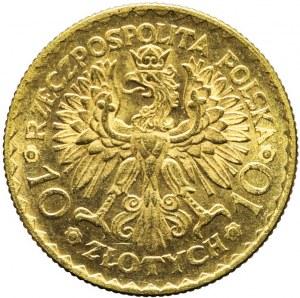 10 złotych 1925, Bolesław Chrobry, piękne