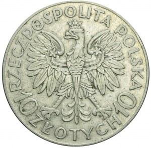 10 złotych 1933, Sobieski