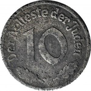 RR-, Getto, 10 fenigów 1942, próbne
