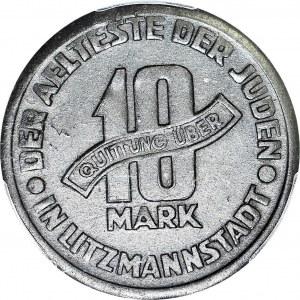 Getto, 10 Marek 1943, Al-Mg, okołomennicza