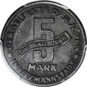 Getto, 5 Marek 1943 Al-Mg, piękne