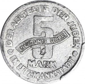 Getto, 5 marek 1943, mennicze