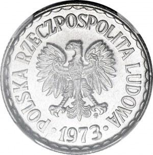 R-, 1 złoty 1973 PROOFLIKE