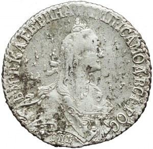 Rosja, Katarzyna II, 20 kopiejek 1769, Petersburg